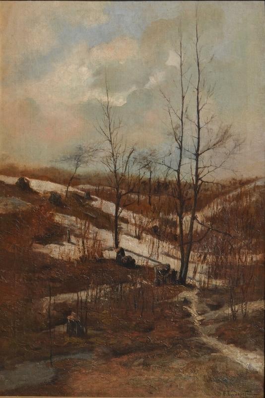 Fedor Karlovich BURKHARDT - Painting