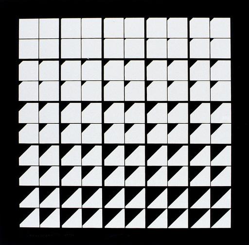 Marcello MORANDINI - Estampe-Multiple - Ohne Titel