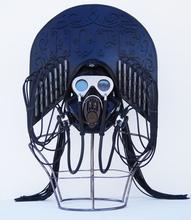 Vasily SLONOV - Escultura - Kokosnik-Gas Mask «Hope»