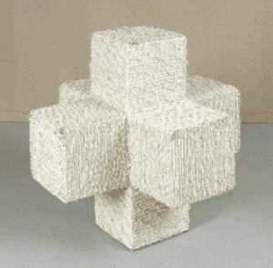 SERGE III - Sculpture-Volume - Sans titre, 1975