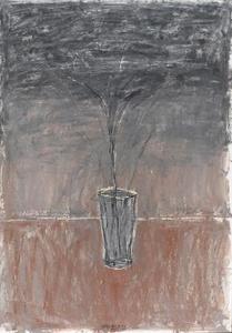 Meir NATIF - Painting - Vase