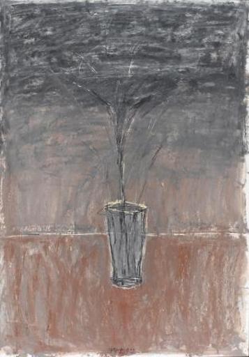 Meir NATIF - Peinture - Vase
