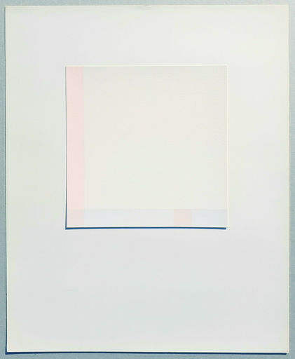 Antonio CALDERARA - Estampe-Multiple - Composizione