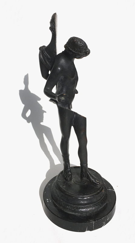 Fernandez ARMAN - Sculpture-Volume - Divided David