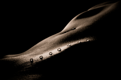 Pierre VOLPE - Photography - Droplets 13    (Cat N° 6559)