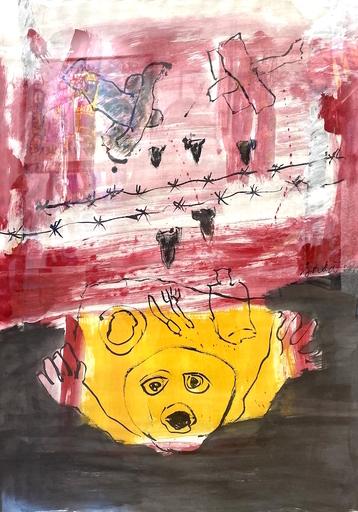 Juan JORDA - Painting - Sans titre