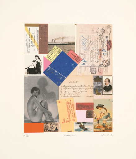 Peter BLAKE - Print-Multiple - Empire State