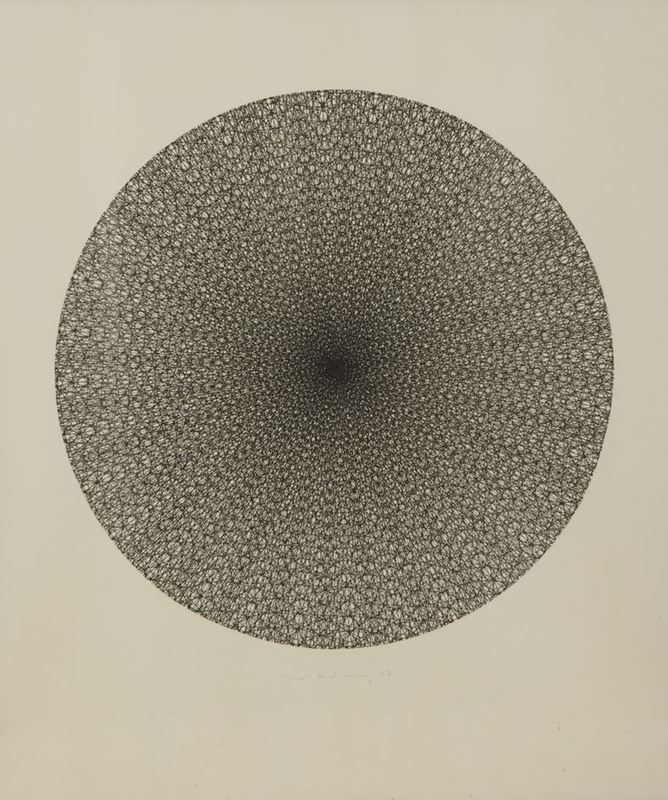 Ludwig WILDING - Druckgrafik-Multiple - Composition