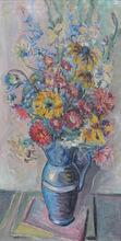 Constantin Andréevitch TERECHKOVITCH - Pintura - Floral still-life