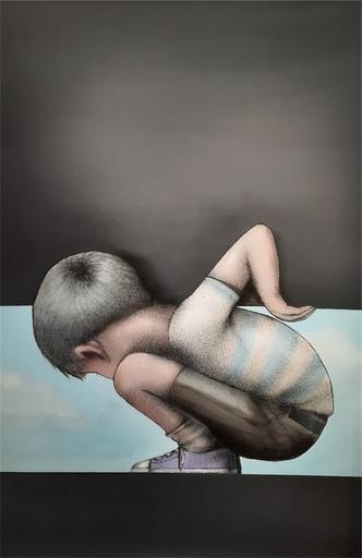SETH - 绘画 - Le Mur