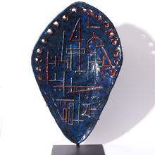 """Marcello FANTONI - """"Etruscan Shield"""""""