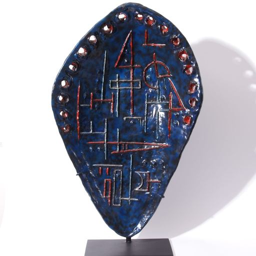 "Marcello FANTONI - ""Etruscan Shield"""