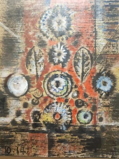 Phillip MARTIN - Painting - Senza Titolo