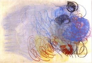 Tancredi PARMEGGIANI - Painting - Senza titolo