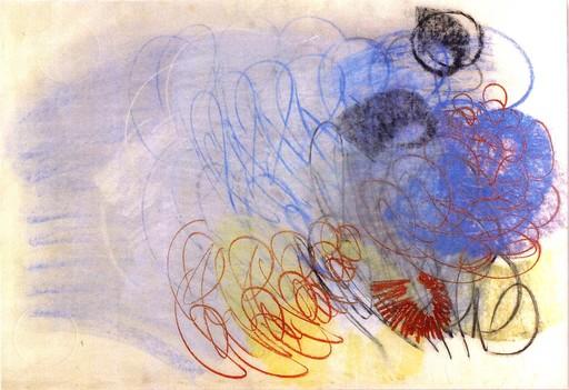 Tancredi PARMEGGIANI - Gemälde - Senza titolo