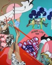 Myriam BAUDIN - Peinture - Minnie Me