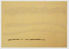 Pier Paolo CALZOLARI - Drawing-Watercolor - senza titolo
