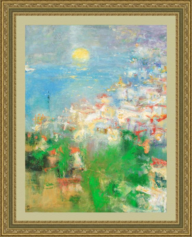 Levan URUSHADZE - Gemälde - Daybreak