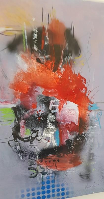 Enrico VISANI - Pintura - Idea per un paesaggio - Idée pour un paysage
