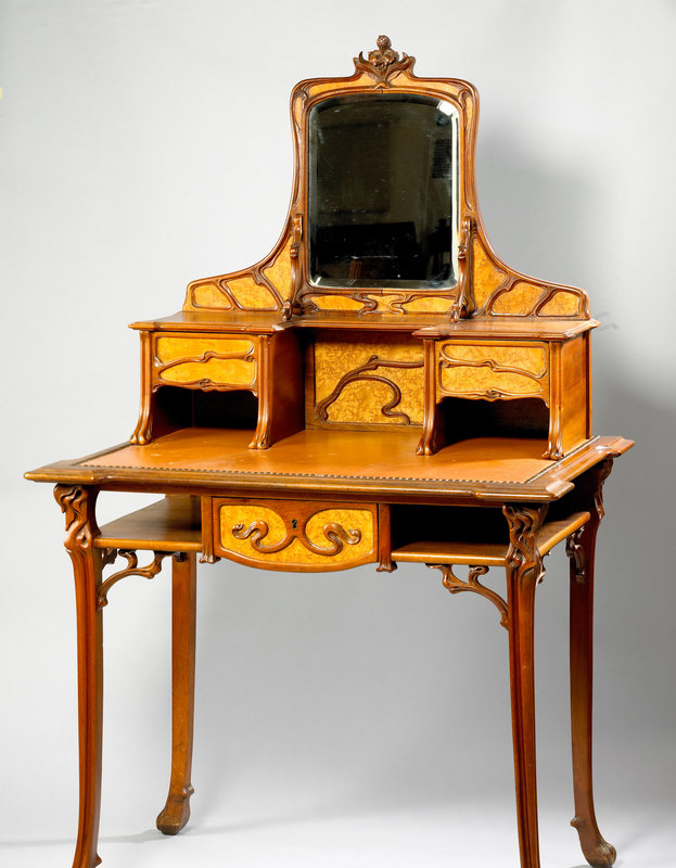Georges HOENTSCHEL - DRESSING TABLE, CIRCA 1900