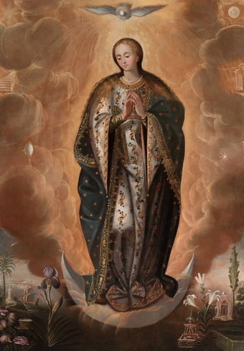 Fray Juan SANCHEZ COTAN - Painting - INMACULADA