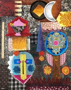 OSANNE - Pintura - Le jardin secret