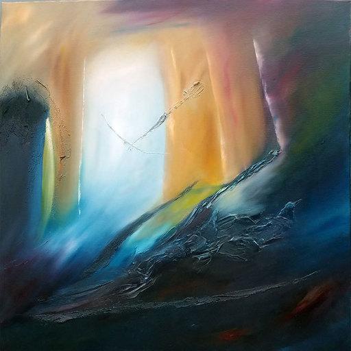 Fabienne RIBEYROLLES - Peinture - Liberté