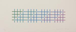 Shizuko YOSHIKAWA - Print-Multiple - Luce/caldo e moderatio