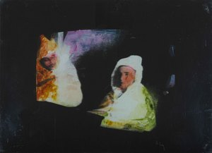 Mario SCHIFANO - Painting - UNTITLED