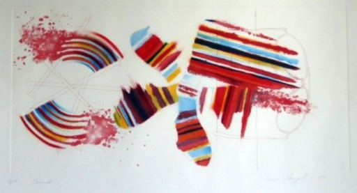 James ROSENQUIST - Print-Multiple - Carousel