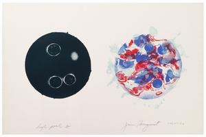 James ROSENQUIST - Druckgrafik-Multiple - High Pool
