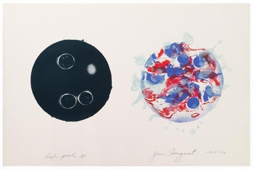 詹姆斯·罗森奎斯特 - 版画 - High Pool