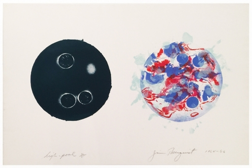 James ROSENQUIST - Print-Multiple - High Pool