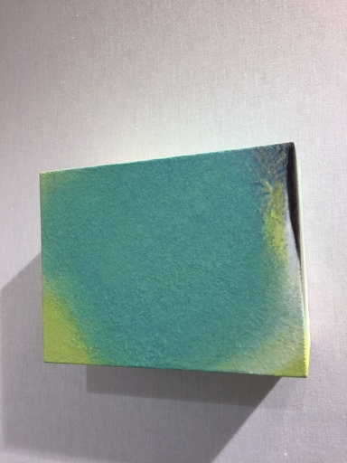 Fusako EKUNI - Sculpture-Volume - Into the Light - Cube 3