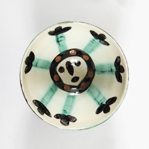 Pablo PICASSO - Keramiken - Visage