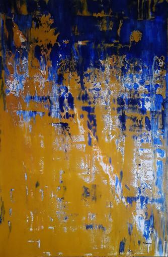 Patrick JOOSTEN - Peinture - Ocher