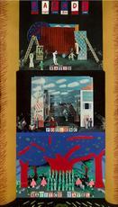 David HOCKNEY - Print-Multiple - A french triple bill