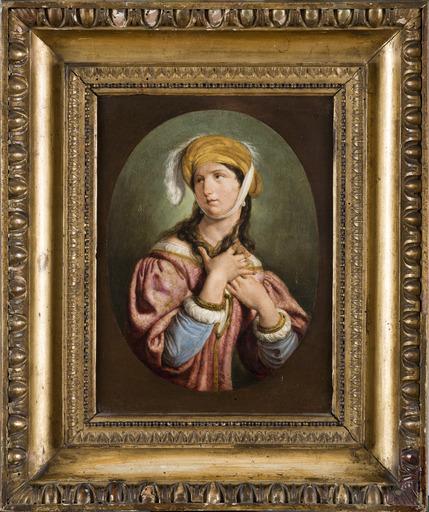 Francesco HAYEZ - Peinture - Rebecca