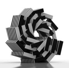 Marcello MORANDINI - Sculpture-Volume - Scultura 503/2006