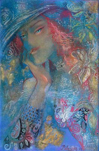 Patricija TIKNUSS - Painting - Nostalgia