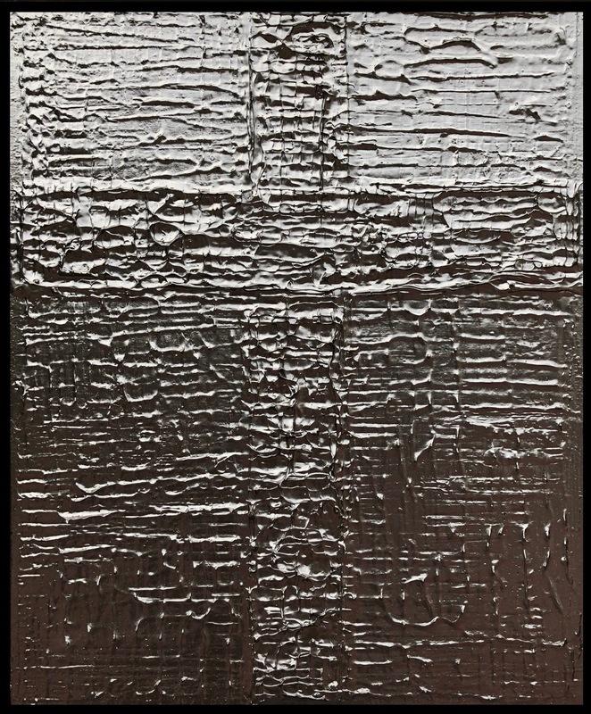 GÉBÉ - Peinture - Monochrome