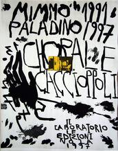 米莫·帕拉迪诺 - 版画 - Corale Caccioppoli