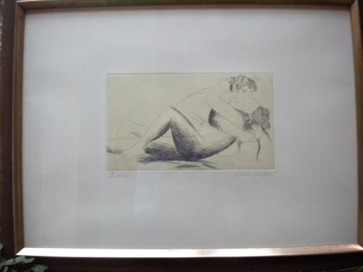 Giacomo MANZU - Print-Multiple - Innamorati