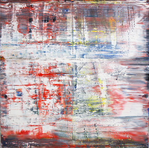 Harry James MOODY - Peinture - Abstract No.422