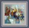 Levan URUSHADZE - Painting - Composition # 36