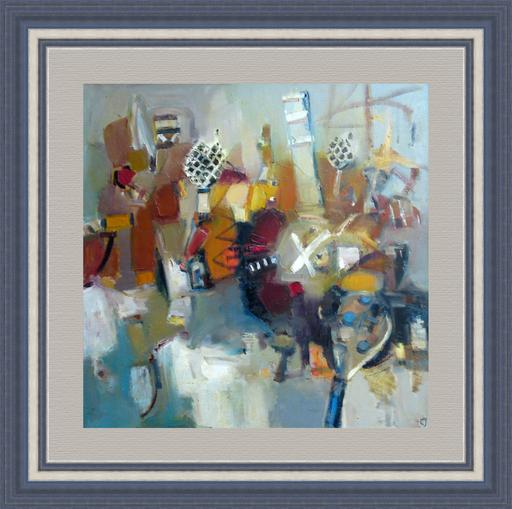 Levan URUSHADZE - Pintura - Composition # 36