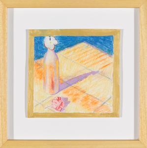 Jiri Georg DOKOUPIL - Drawing-Watercolor - Sin Título