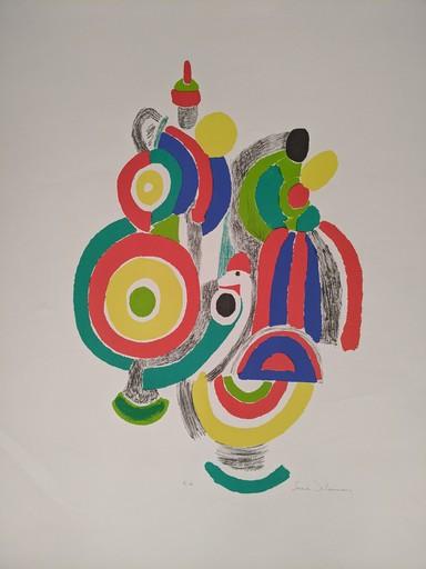 Sonia DELAUNAY - Print-Multiple - Les jouets portugais