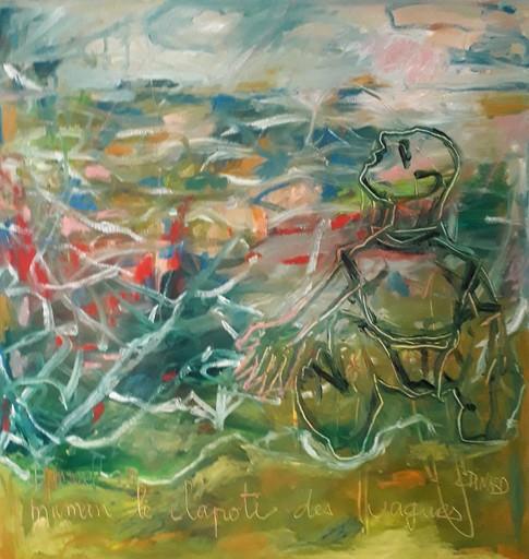 Bernard MOREL - Gemälde - CLAPOTIS