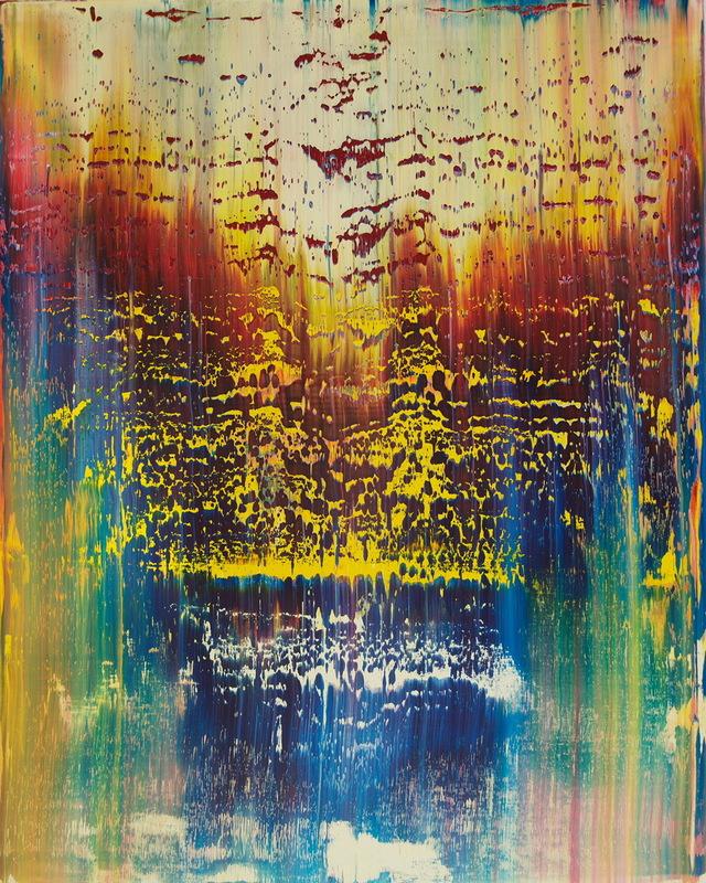 Harry James MOODY - Painting - Untitled n°297